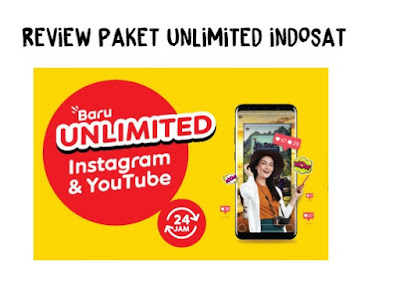 Review Paket Unlimited Indosat