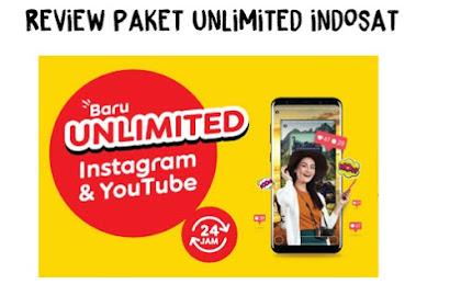 Review Paket Unlimited Indosat, Benarkah Tanpa Batas?
