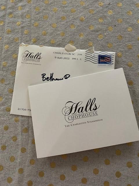 halls chophouse review maryland travel influencer ltktravel