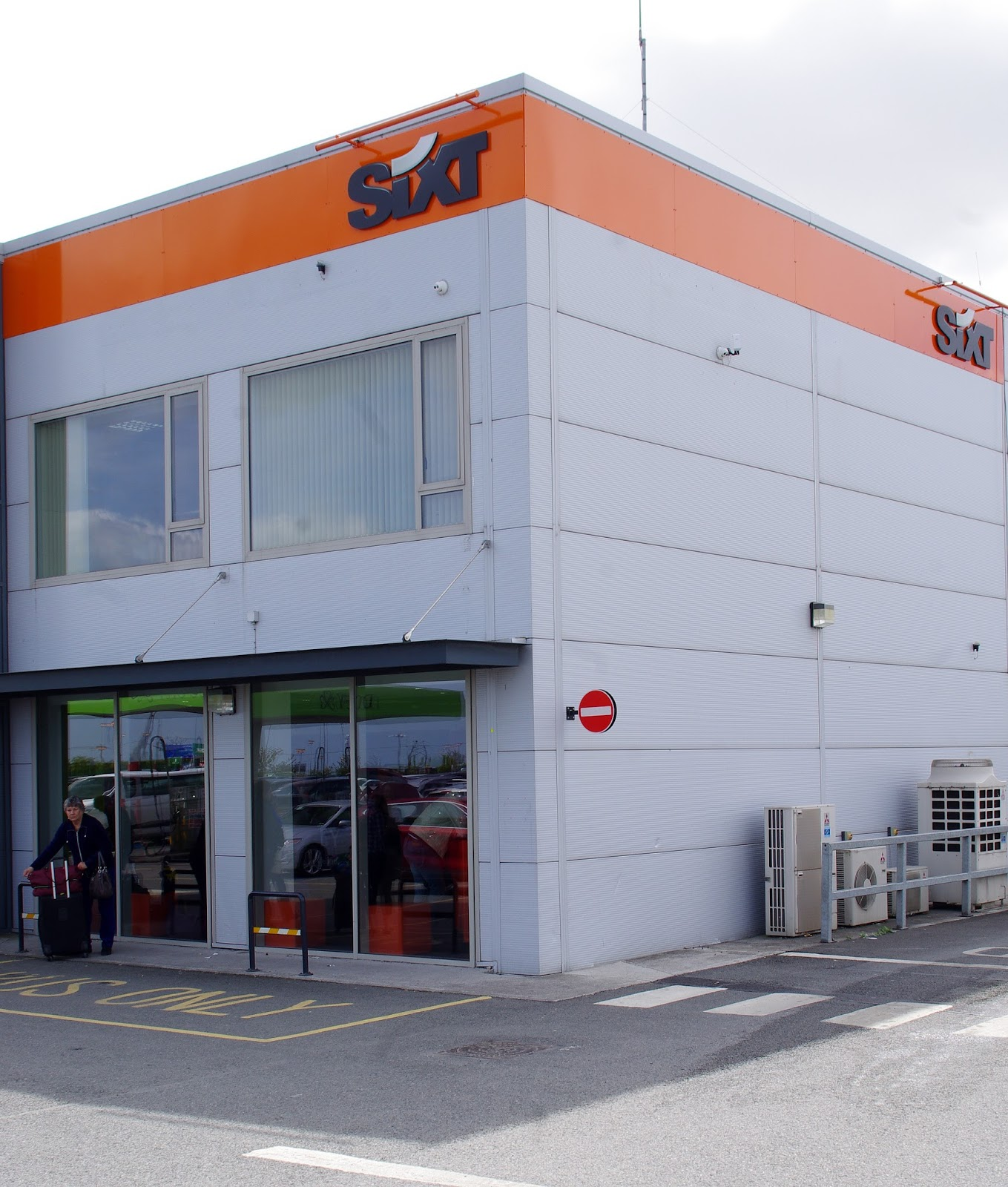 Dublin Airport Car Hire Sixt
