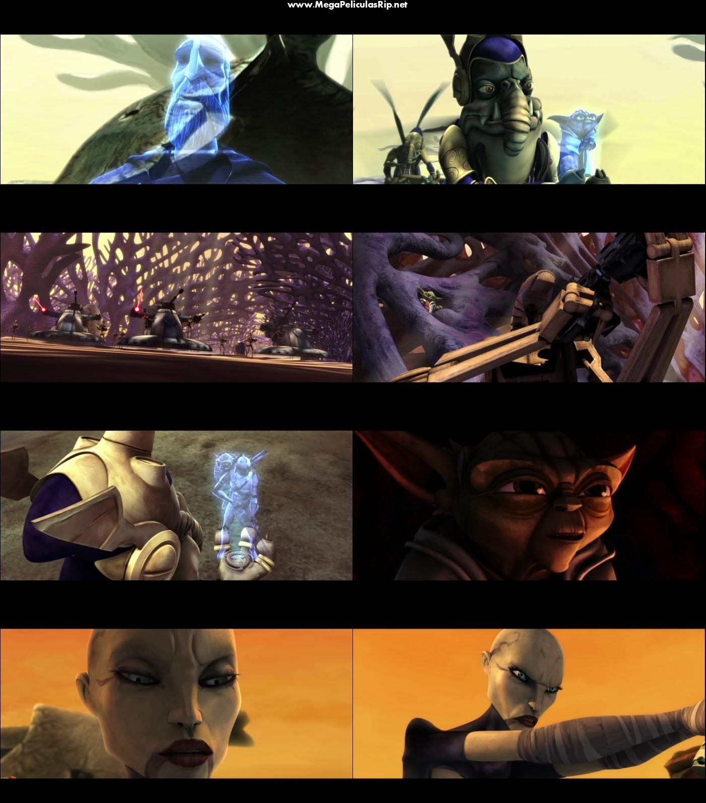 Star Wars La Guerra De Los Clones Temporada 1 1080p Latino