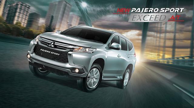Mitsubishi Pajero Exceed 4x2