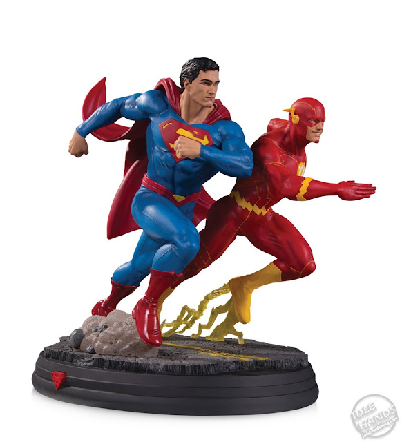 Toy Fair 2020 DC Direct Lineup Gallery Statues