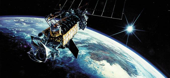 مؤسسة ابحاث الفضاء الهندية تطلق قمر صناعى للاتصالات
