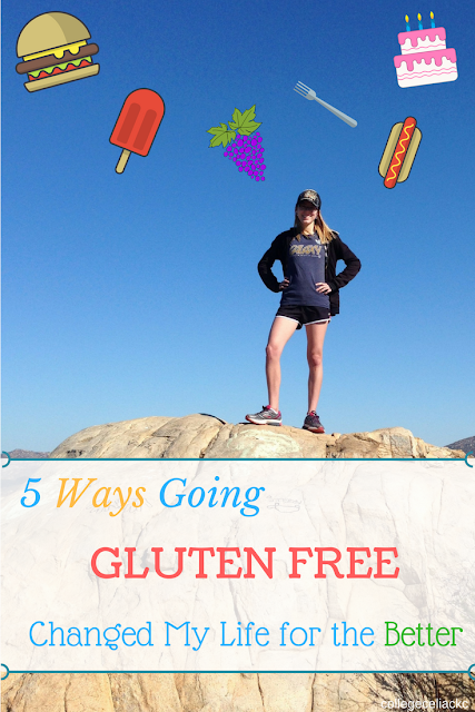 5 Ways Going Gluten Free Changed My Life for the Better