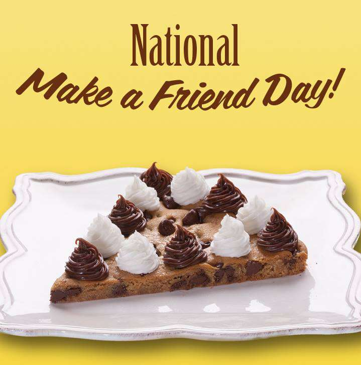 National Make a Friend Day Wishes Awesome Picture