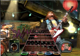 Guitar Hero III Hacked Suicide (PS2)