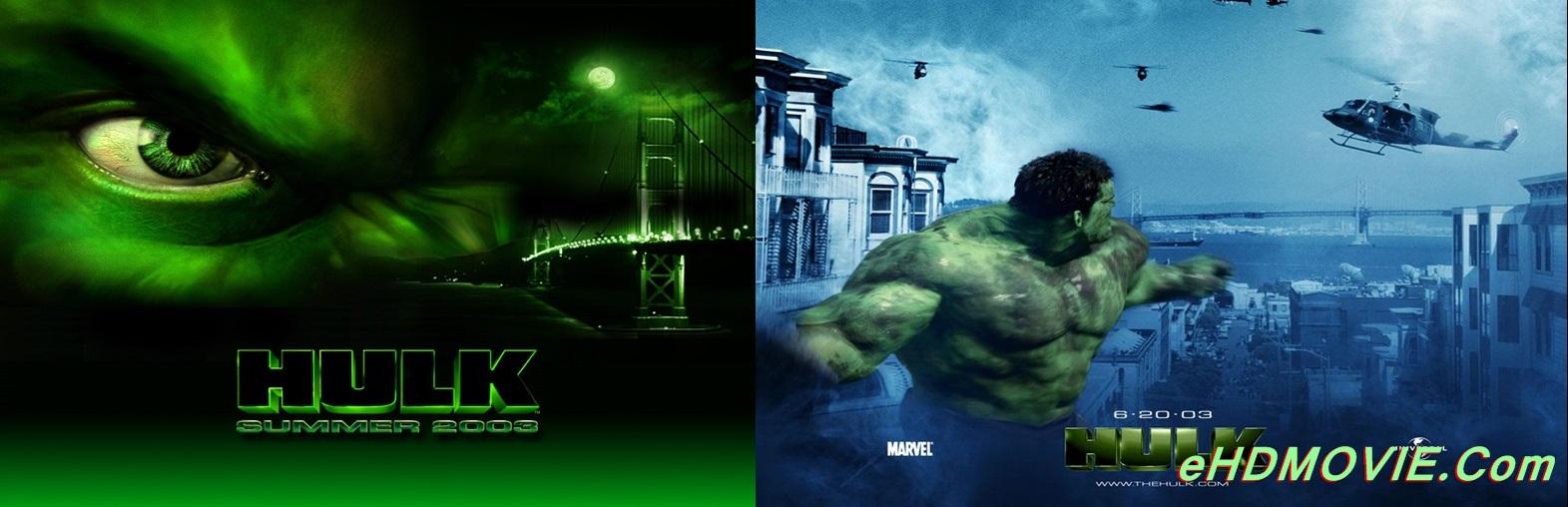 Hulk 2003 Full Movie Dual Audio [Hindi – English] 1080p - 720p - 480p ORG BRRip 400MB - 1GB - 4GB ESubs Free Download
