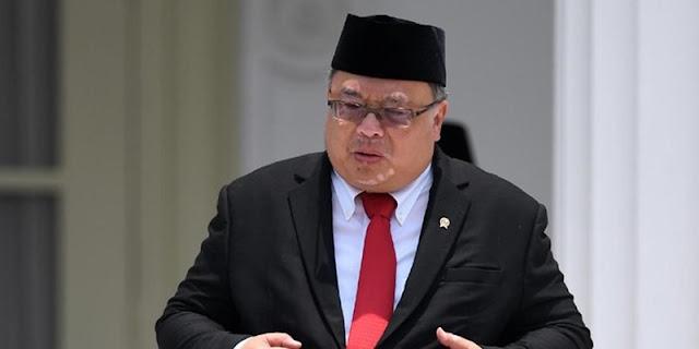 Bambang Brodjonegoro Minta Maaf Selama Ini Kemenristek/BRIN Tidak Jelas