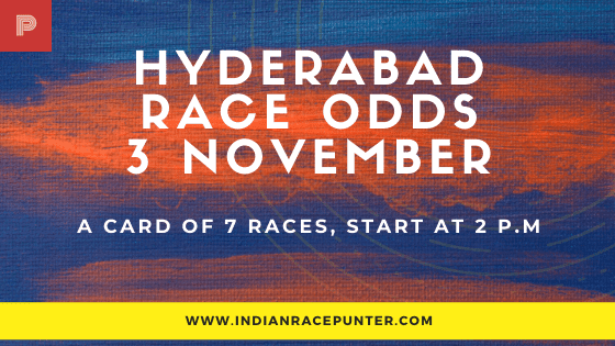Hyderabad Race Odds, indianrace, free indian horse racing tips