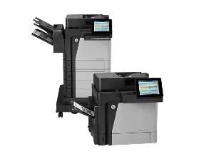HP LaserJet Enterprise MFP M630 Series