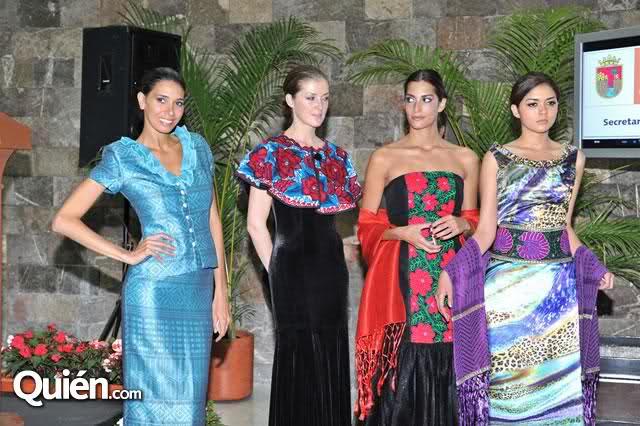 b38e693a18 Vestidos de noche bordados chiapanecos – Hermosos vestidos