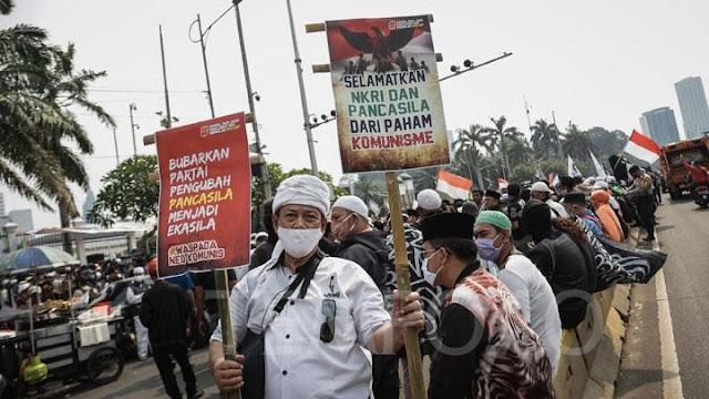 Ormas Islam Demo RUU HIP,Tengku Zul:Allah Takdirkan RUU HIP Satukan Kita,Rapatkan Barisan!