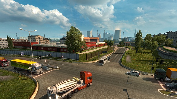 This issue is standalone in addition to includes all previously released content Euro Truck Simulator two Beyond the Baltic Sea