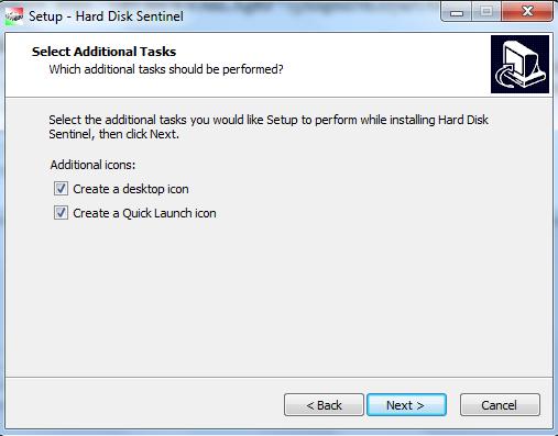 Hướng dẫn cài đặt Hard Disk Sentinel trên PC win 7, 10 miễn phí f