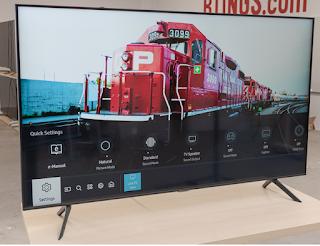 Samsung QLED Q60T 4K Smart TV