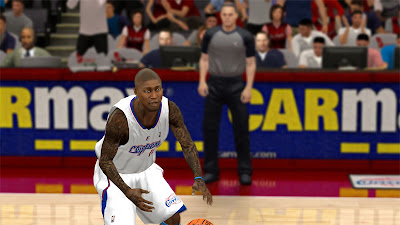 NBA 2K13 Jamal Crawford Face NBA2K Update