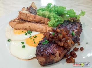 thick cut bacon, Yummy All-Day Brunch Meals at Little Owl Cafe