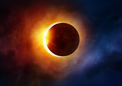 Eclipse-solar - Una Galaxia Maravilosa