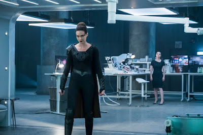Supergirl Not Kansas s03e21 Reign Lena Luthor