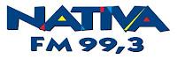Rádio Nativa FM 99,3 de Jacarezinho PR