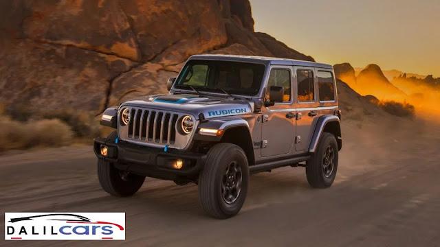 جيب رانجلر Jeep Wrangler 2021   المواصفات والمميزات والسعر