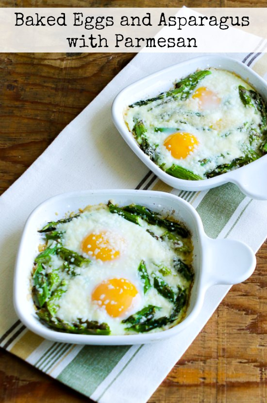Twenty Favorite Low-Carb Breakfast Recipes for Mother's Day Brunch found on KalynsKitchen.com.