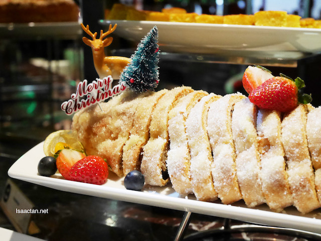 Christmas Buffet @ Big Apple Restaurant, Berjaya Times Square Hotel