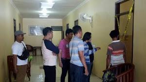Seorang Pria Ditemukan Tewas di Kamar Wisma PKP RI