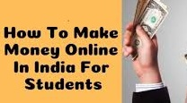 EARN MONEY WHILE STUDYING IN INDIA