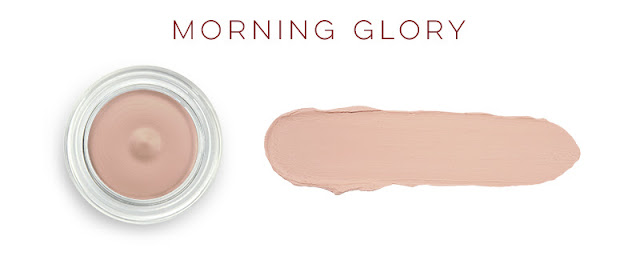 Potion Paradise Morning Glory Creme Shadow by Nabla Cosmetics