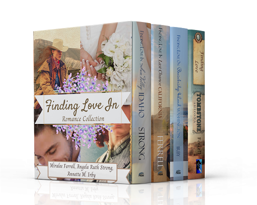Finding Love In...Romantic Collection