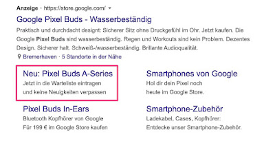 Google Accidently revealed the affordable Buds A series