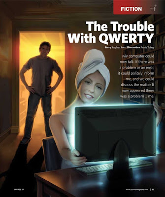 The Trouble with QWERTY