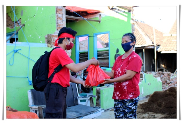 Foodbank of Indonesia berbagi kebersamaan