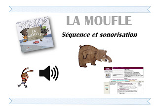 exploitation pédagogique maternelle album la moufle séquence album la moufle sonorisation de l'album la moufle
