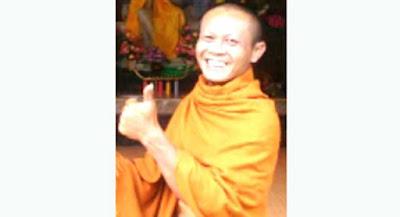 Bhiksu Bhante Iringkan Doa Demi Sukses TMMD Banyumas