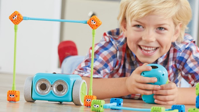 Botley: A Great Fun Way To Learn Coding For Very Young Kids, No Screen Required