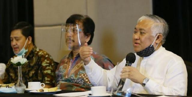 KAMI Akan Sampaikan Maklumat Selamatkan Indonesia, Selasa Besok