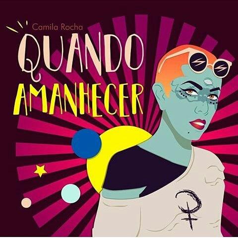 Lançamento! Camila Rocha feat. Nomadebeatz - Quando Amanhecer