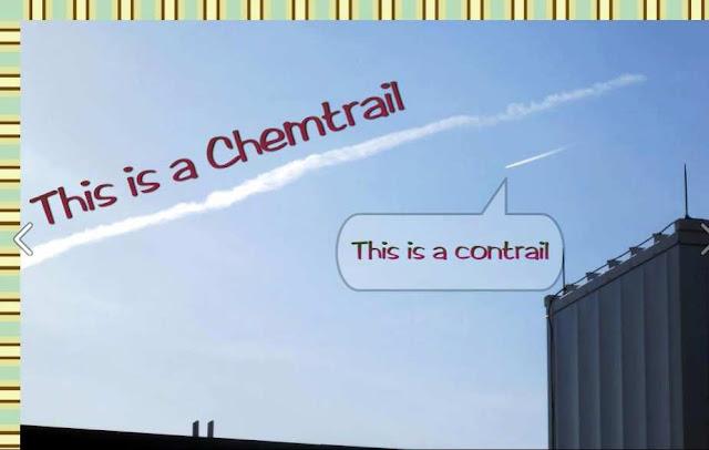 Chemtrail x Contrail -2