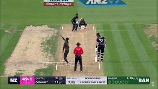 Cricket Highlightsz - New Zealand vs Bangladesh 1st T20I 2021 Highlights