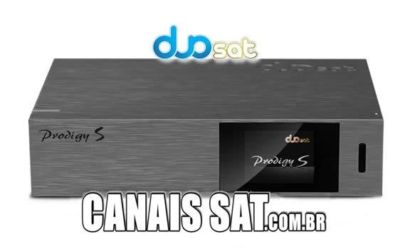 Duosat Prodigy S Atualização V1.1.7 - 11/06/2021