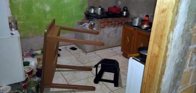 Nova Cantu: Filho é preso após agredir mãe idosa na véspera do Dia das Mães