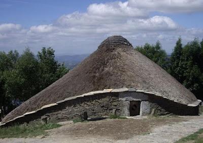 Las pallozas gallegas, viajes y turismo