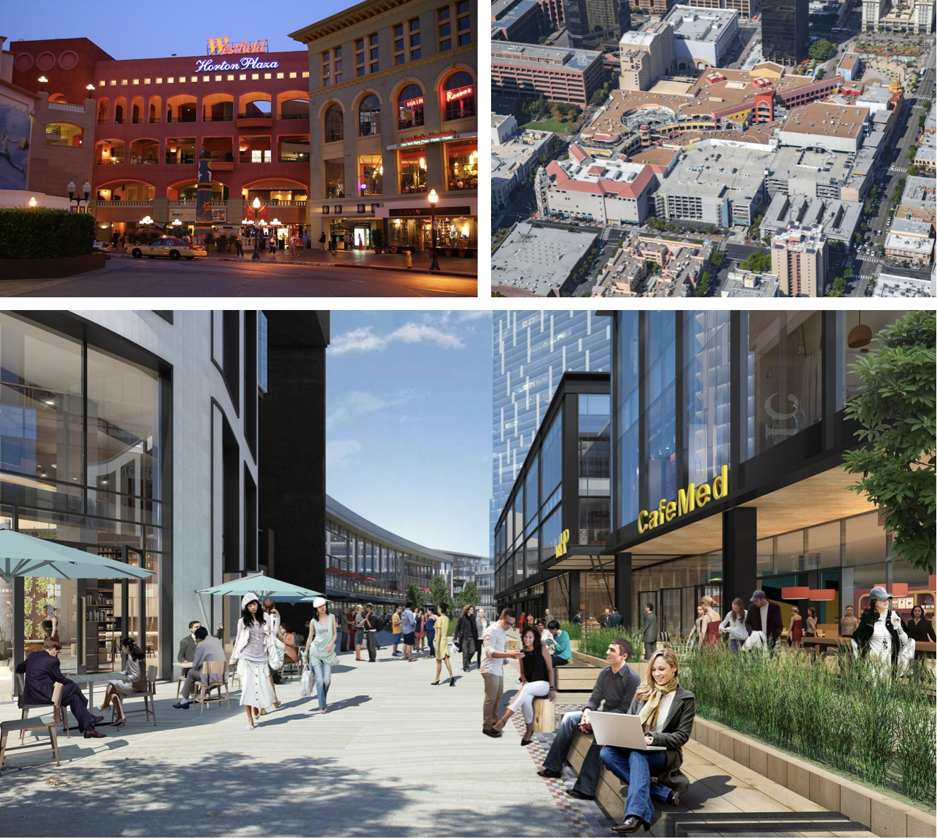Sandiegoville A New Food Hall Is Coming To Downtown San Diego As Part Of Horton Plaza Overhaul Team Behind The Keating Hotel To Open Horton Plaza Food Hall