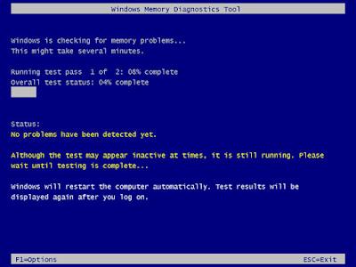 Tqmpilqn menu windows memory diagnostik 2