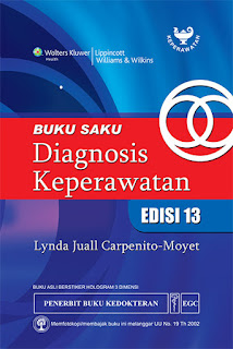 Buku Saku Diagnosis Keperawatan Ed.13