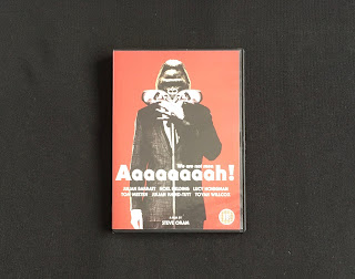 3 Wyrd Things chosen by Nicholas Royle for the Wyrd Britain blog including music by Tony Cottrell, books by Anna Kavan & the film Aaaaaaaah!