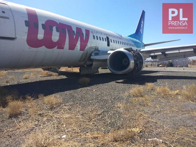 Fuselaje de avión